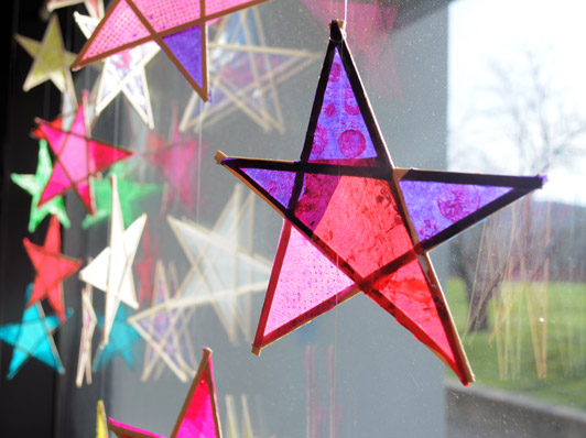 how to catch a star art activities