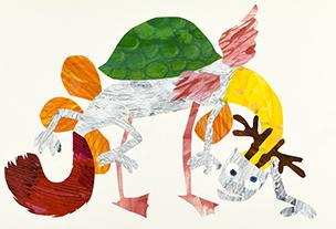 I See A Song con ilustraciones de Eric Carle