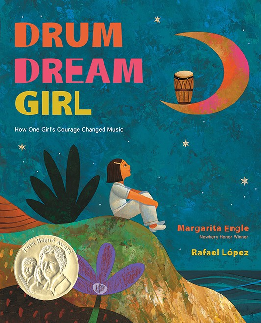 Cover of the book Drum Dream Girl
