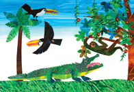 Illustration © 2002 by Eric Carle