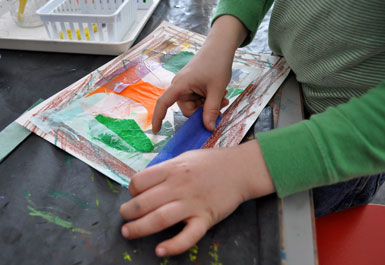 Tissue Paper Tape - The Eric Carle Museum