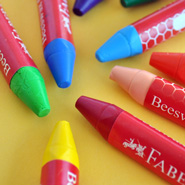 Beeswax Crayon - The Eric Carle Museum of Picture Book Art