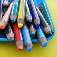 Stabilo Multi-Talented Pencils / The Art Studio's Favorite Materials / The Eric Carle Museum of Picture Book Art