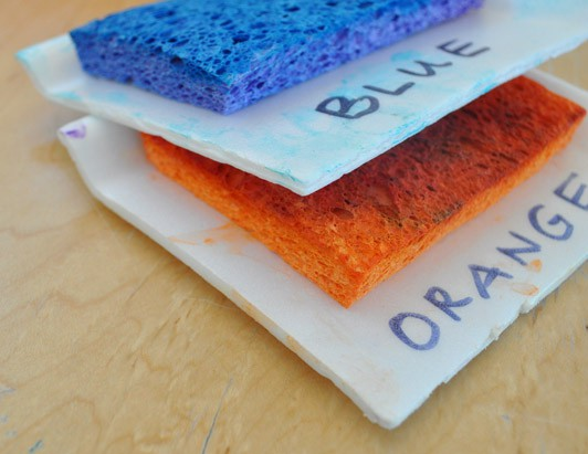 Make Your Own Stamp Pads | Carle Museum